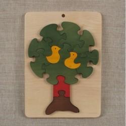 Oiseaux dans l'arbre
