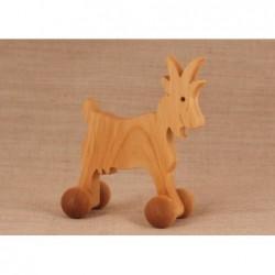 Chèvre à roulette